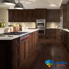 rta cabinets. Image Is Loading All-Solid-Wood-Kitchen-Cabinets-10X10-Dark-Brown- Rta Cabinets