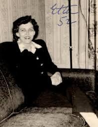 """Henrietta Mary """"Etta"""" Ackerman Norgren (1918-1994) - Find A Grave ..."""