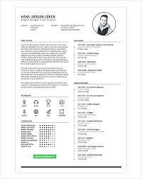 Illustrator Resume Templates – Lifespanlearn.info