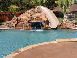 ... Exterior Design, Pools And Spas Southlake Texas Grotto Pool With  Waterfall: Swimming Pool Home ...