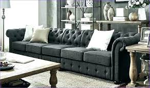 pottery barn leather sofa sofas on sectional couch