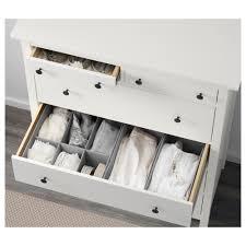 Ikea Shoe Drawers Hemnes 6 Drawer Chest Black Brown 42 1 2x51 5 8 Ikea