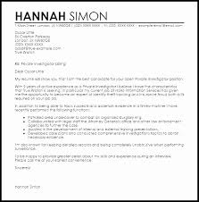 Insurance Investigator Resume Sample Impressive Financial ...