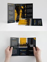 006 Template Ideas Indesign Trifold Brochure Templates