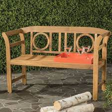 outdoor benches 25 unique styles from