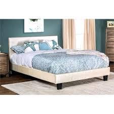 leather platform bed furniture of king faux leather platform bed zinus faux leather platform bed king