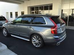 Volvo Xc60 R Design 2019 Osmium Grey Xc90 Osmium Grey Inscription Urban Luxury Kit Volvo Xc90