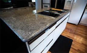 painted paper countertops transform tired worn countertops at a fraction of the cost of quartz or granite