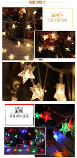 Wholesale Star Batteries Led String Fairy Christmas Light Small Battery Operated Led Light Led Christmas Star String Lights Buy High Quality