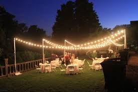 diy party lighting. Outdoor Lighting Ideas For Backyard Party Designs Diy