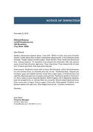 Formal Letter LaTeX Templates Formal Letters 1