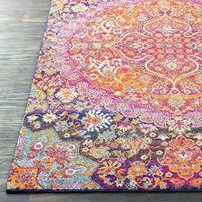 pink persian rug pink rug vintage medallion oriental pink orange area rug pink rugs pink rug