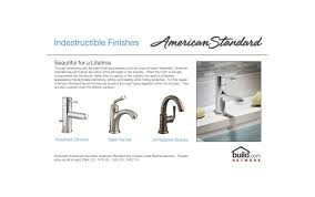 Moen Kitchen Faucet Warranty Faucetcom 7430801002 In Polished Chrome By American Standard