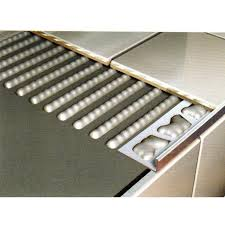 10mm stainless steel marine square edge tile trim
