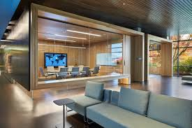 office meeting room design. Modern Meeting Rooms With Exposed Brick And Wood Office Room Design