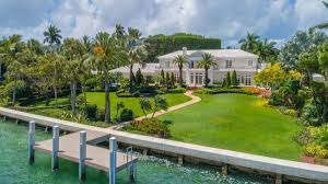 Star Island mansion formerly owned by Lennar co-founder listed for $49M -  Chicago Tribune