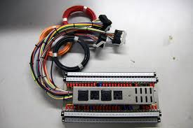 you could tackle the task of wiring up your own hotrod using one of these nifty pre terminated kits from ron francis wiring available for many diffe