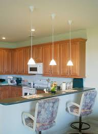 pendant lighting over kitchen island recessed spacing ideas height down fixtures farmhouse hanging lights mini drum