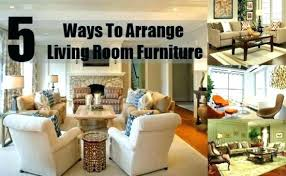 Best Way To Arrange Living Room Ballwater Interesting Arranging A Living Room