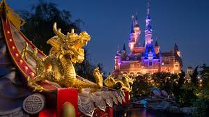authentically disney and distinctly chinese shanghai disney resort blends magic of disney with spirit of china disney parks
