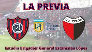 San Lorenzo: La Previa vs Colon (Sta Fe) vs San Lorenzo Lunes 22/02/21  Fecha 2 de la Copa de la Liga - YouTube