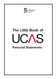 Ucas Personal Statement Booklet By The Bedford College Group