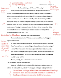 Sample Papers Apa Style Sample Reference Page For Research Paper