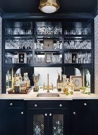 Home Bar Designs Pinterest Room Envy A Hallway Turned Stunning Bar Home Bar Designs