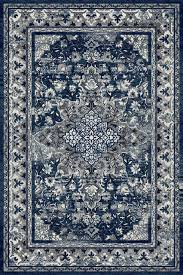 traditional blue gray rug 3ft 3in x 4ft 7in