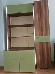 5 Türiger Kleiderschrank Mit Spiegel Weiss Holzdekor