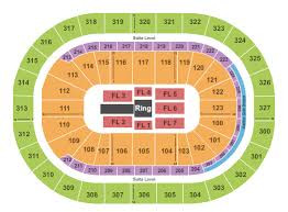 Wells Fargo Wwe Raw Seating Chart Wwe Keybank Center Tickets Red Hot Seats