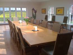 Large Dining Table Large Oak Table Huge Dining Table 14 Seater