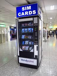Gatwick Airport Sim Card Vending Machine New Heathrow Sim Card Vending Machine 48 Letternewco