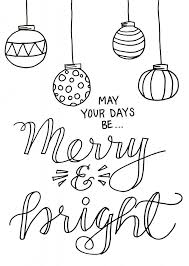 merry christmas coloring page. Unique Merry In Merry Christmas Coloring Page R