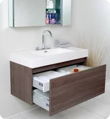 bathroom cabinets san diego. Fresca Mezzo Gray Oak Modern Bathroom Vanity W/ Medicine Cabinet Available At Bath Kitchen And Beyond. Shop Our Extensive Line Of Vanities Cabinets San Diego A