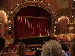 Cutler Majestic Theatre Section Mezzanine Row C