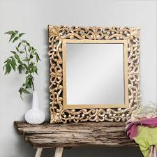Small Picture Buy Marrakesh Wall Mirror gold ShazLivingcom