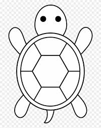 Weird Easy Coloring Pages For Boys Turtle Applique Easy Turtle