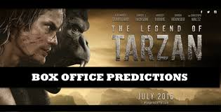 thinking box office. Perfect Box What Are The Box Office Predictions For Legend Of Tarzan U2013 The John Carter  Files Throughout Thinking A