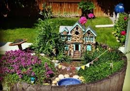Small Picture Garden Design 50 Exotic Fairy Garden Ideas FresHOUZ