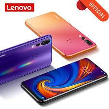 <b>Lenovo Z5S 4G</b> 6GB 64GB / 128G Global ROM 6.3 inch Smartphone ...