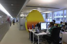 Engineering Office Design Mesmerizing Google's EMEA Engineering Hub In Zurich Photos Page 48 ZDNet