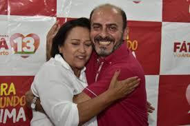 Resultado de imagem para Fátima e Roberto