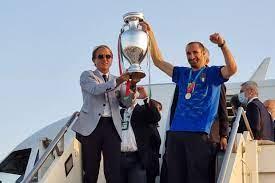 كأس أوروبا: المنتخب الايطالي المتوج يعود إلى روما – القدس