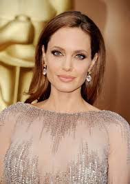 Angelina Jolie Hair Style angelina jolies hair and makeup at oscars 2014 popsugar beauty 1633 by stevesalt.us