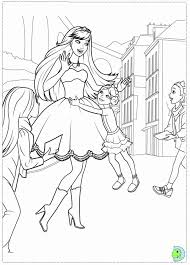 Small Picture Barbie Princess And The Popstar Coloring Book Games Coloring Pages