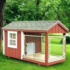 outdoor dog kennel large houses extra ideas best heated house on insulated