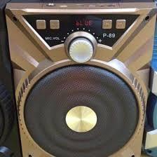 Tặng Micro] Loa Karaoke Bluetooth P88 89 - BH 3 tháng, Giá tháng 10/2020