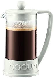 <b>Кофейник с прессом</b> 350мл <b>Brazil</b> (белый) (Bodum) - купить в ...