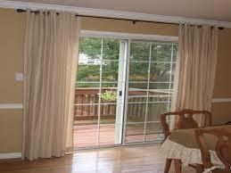 Fantastic Sliding Doors Patio Door Curtains French Door Blinds ...